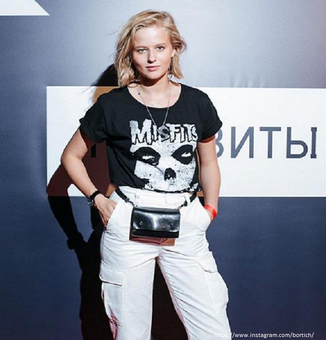 Александра Бортич рассказала о своем сыне
