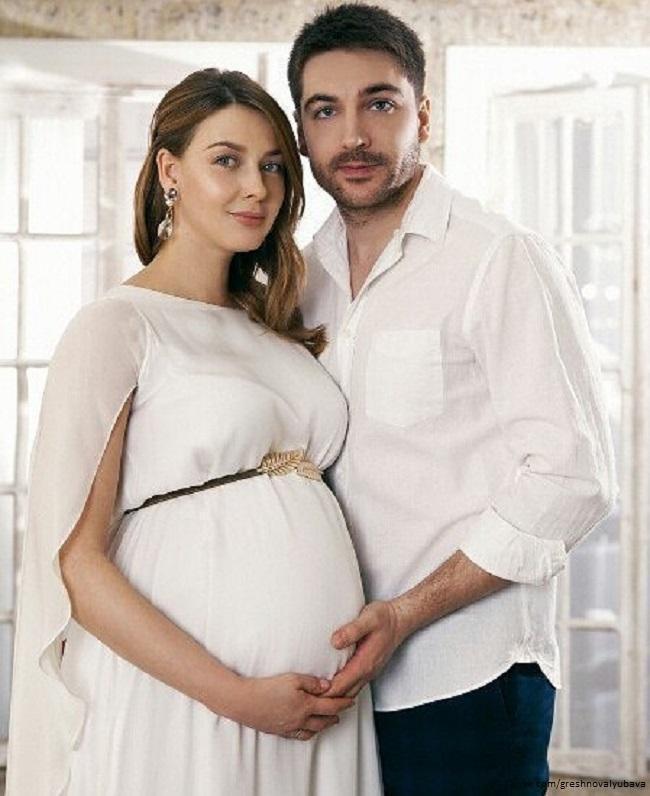 Михаил пшеничный и любава грешнова беременна 24