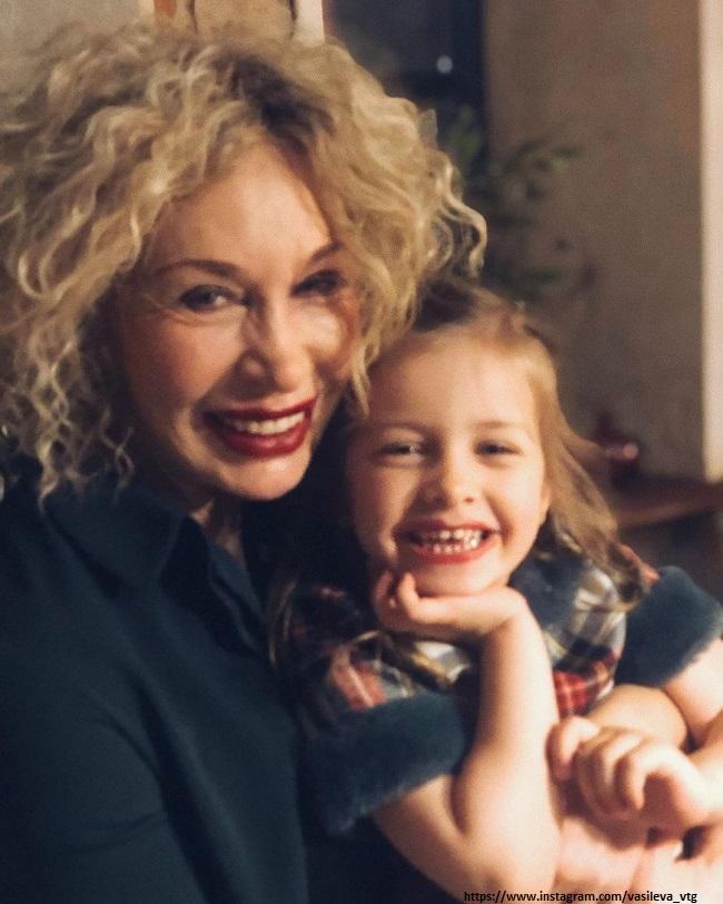 4-летней внучке Татьяны Васильевой не нравится на Мальдивах