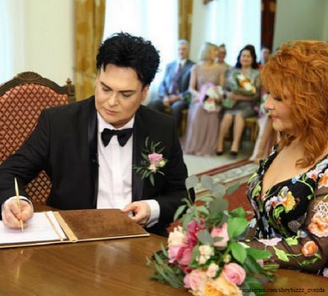 The ex-husband of the singer Anastasia spoke about their relationship