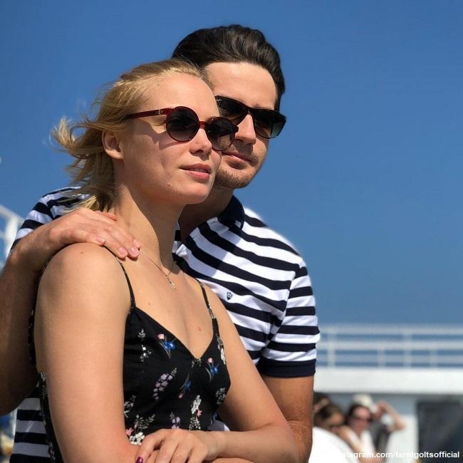Татьяна Арнтгольц и Марк Богатырев
