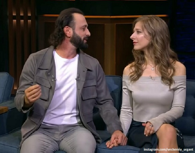 Ilya Averbukh told how he will meet the New Year with Liza Arzamasova