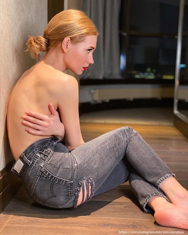 Christina Asmus topless