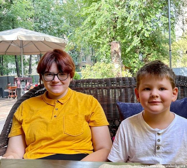 Амели и Марсель Башаровы