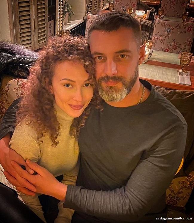 Антон Батырев с новой возлюбленной Анной