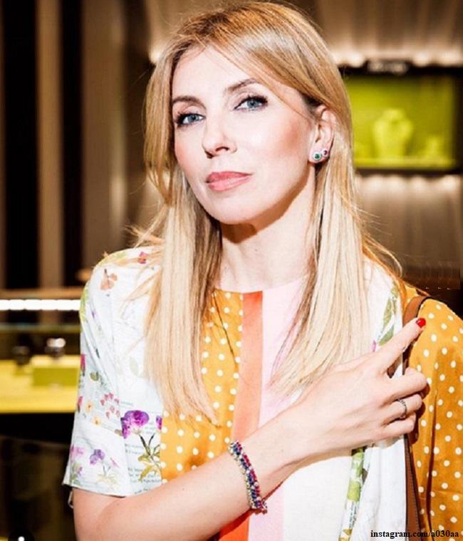 Светлана Бондарчук похвасталась обручальным кольцом