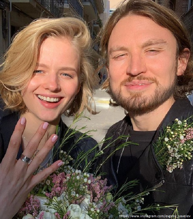 Александр Бортич рассказала о своих отношениях с мужем