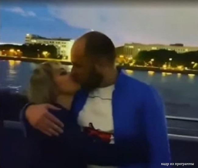 Татьяна Буланова с новым мужчиной