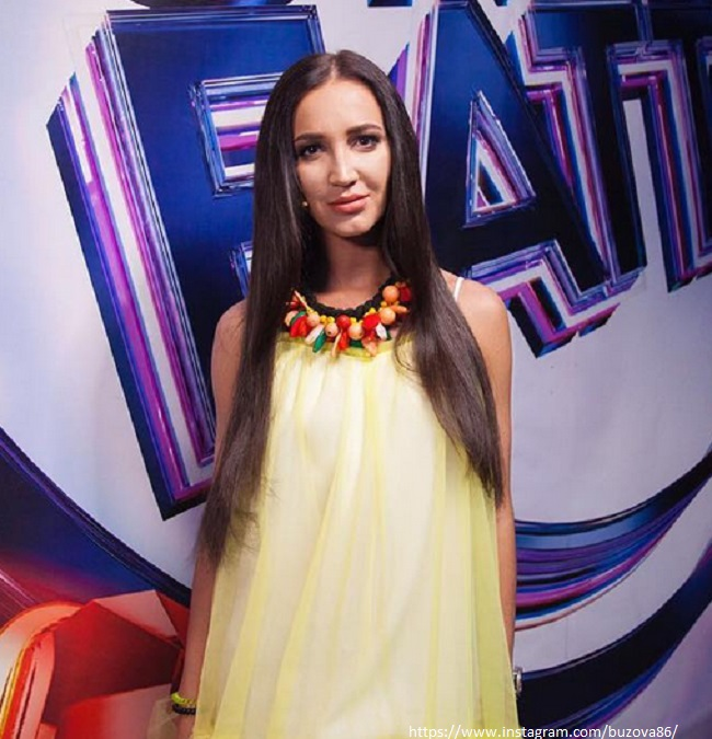 Olga Buzova said that her ex-husband cheated on her for a whole year