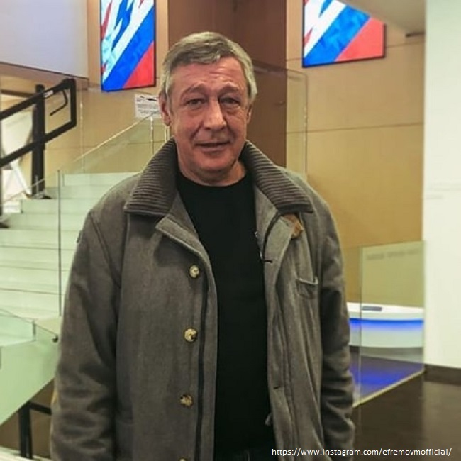 Mikhail Efremov's lawyer got into another scandal