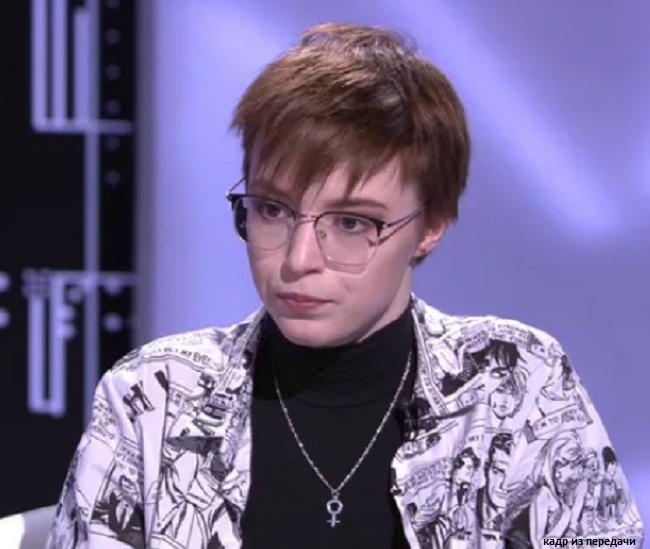 Дочь Михаила Ефремова