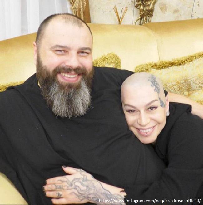 Максим Фадеев и Наргиз Закирова
