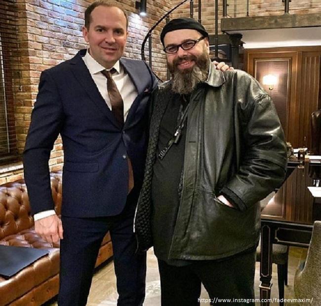 Макс Фадеев и Сергей Жорин