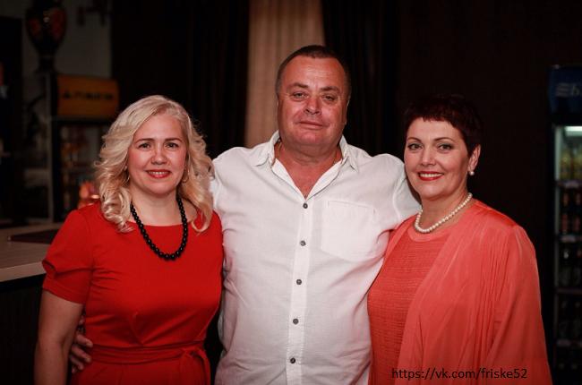 Родители Жанны и Натальи (справа)