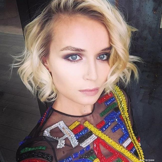 Polina Gagarina became a free woman