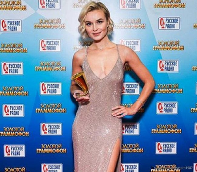 There is a new version of the causes of divorce Polina Gagarina