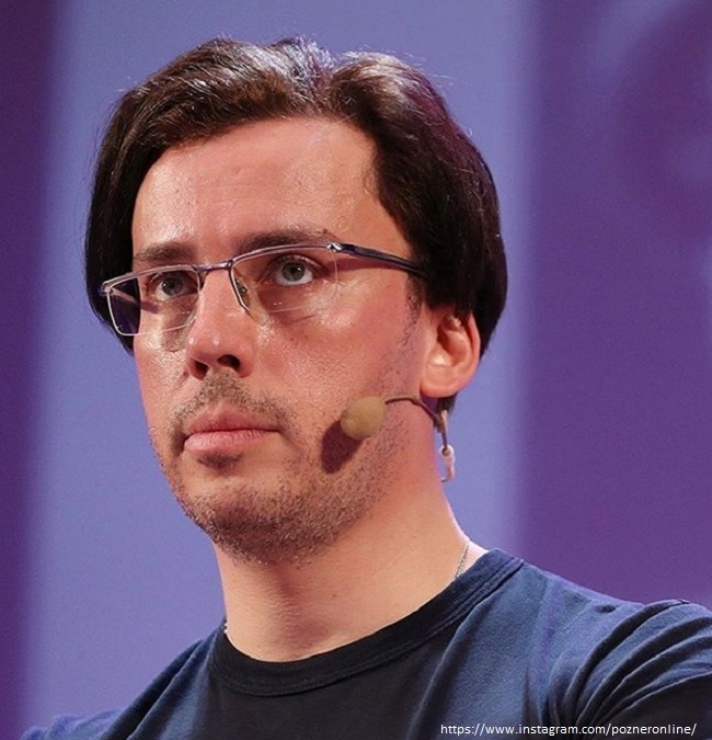 Maxim Galkin had to prove that he was not filmed naked