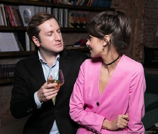 Резо Гигинеишвили женился на Надежде Оболенцеве