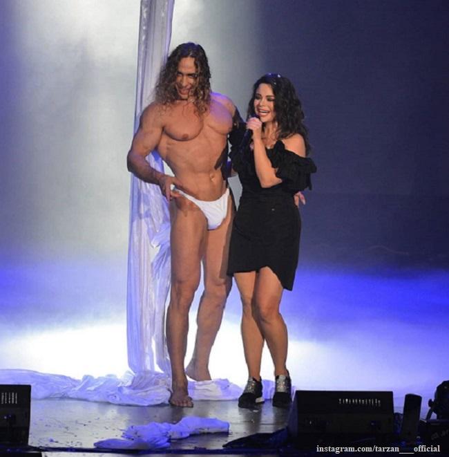 Сергей Глушко с женой