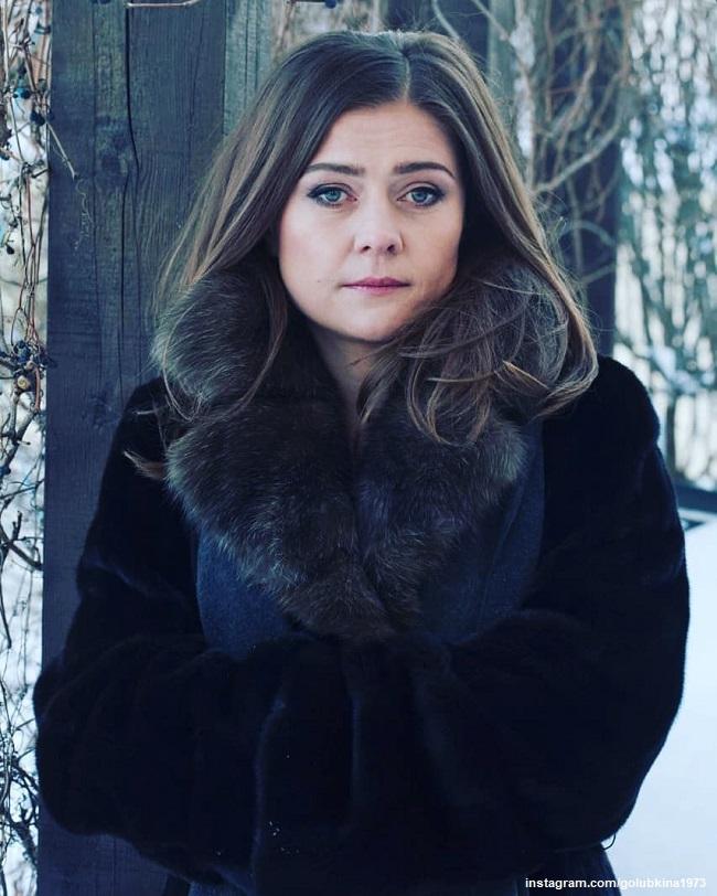 Maria Golubkina shared a rare photo with her parents, Vysotsky and Vladi