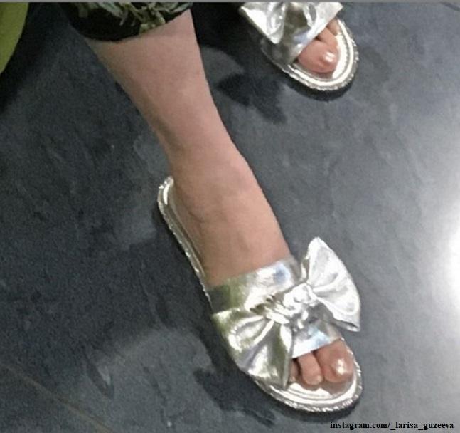 Обувь Ларисы Гузеевой