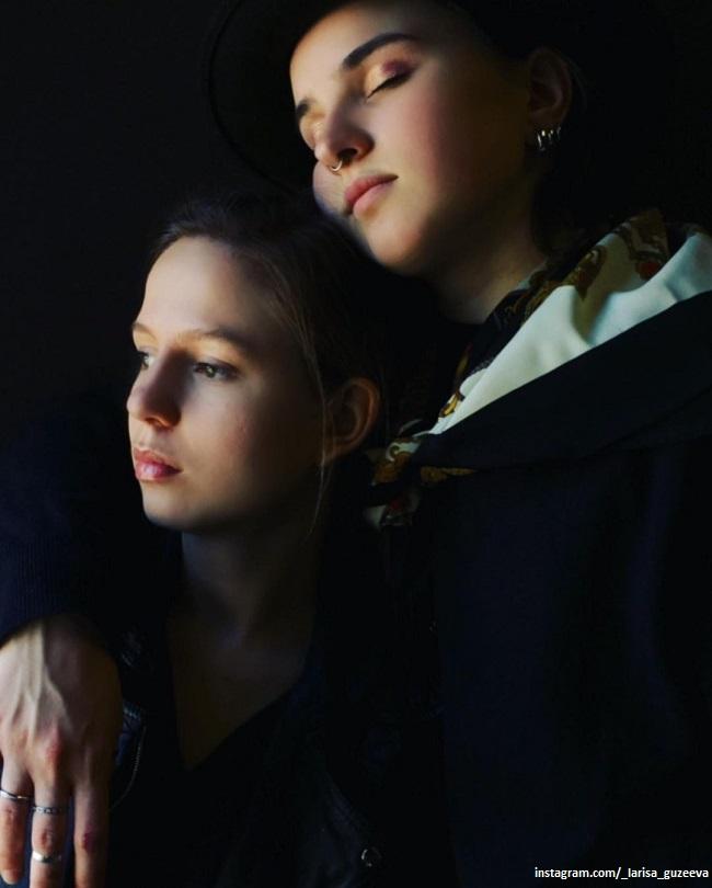 Анна Толордава и Ольга Бухарова