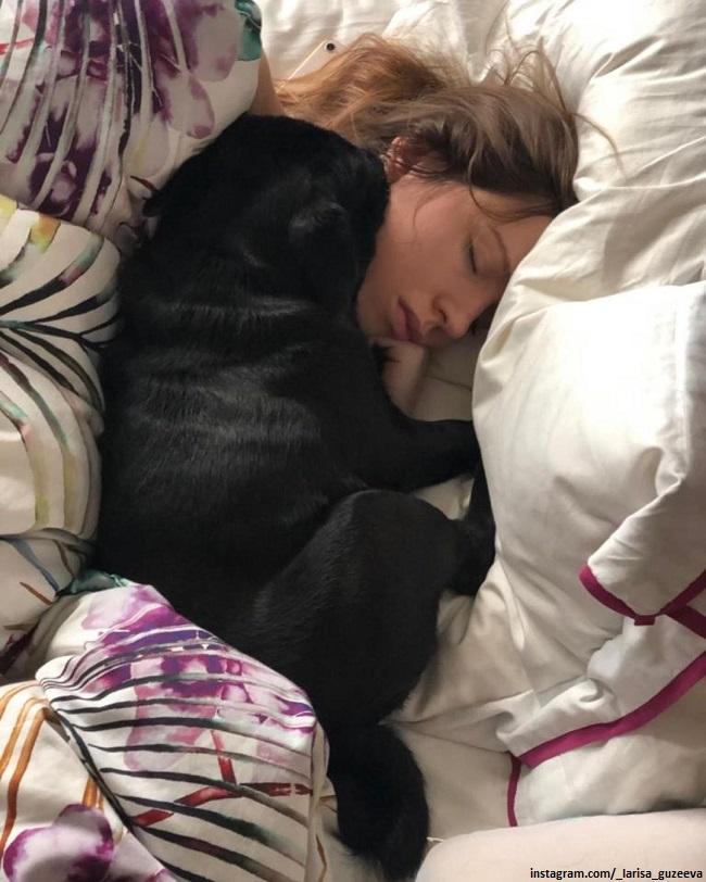 Анна Толордава спит с любимчиком Марли
