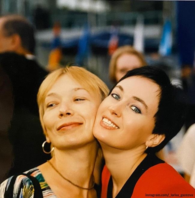 Лариса Гузеева и Елена Коренева