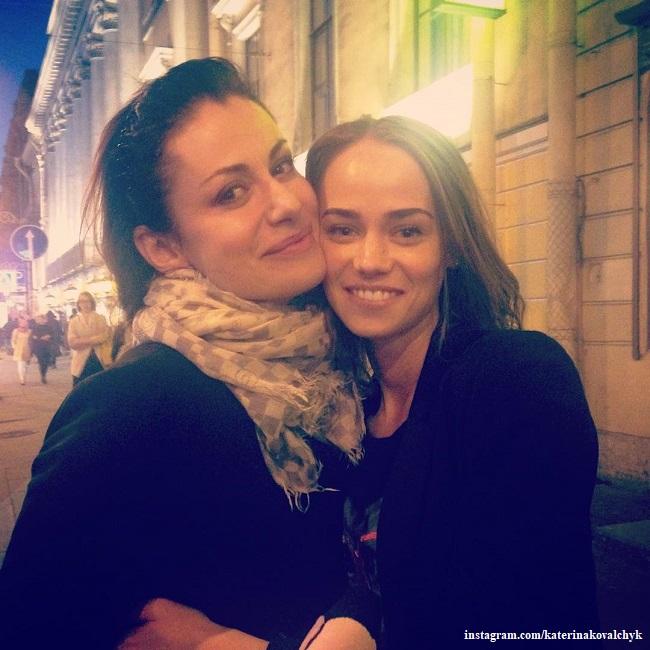 Анна и Катерина Ковальчук