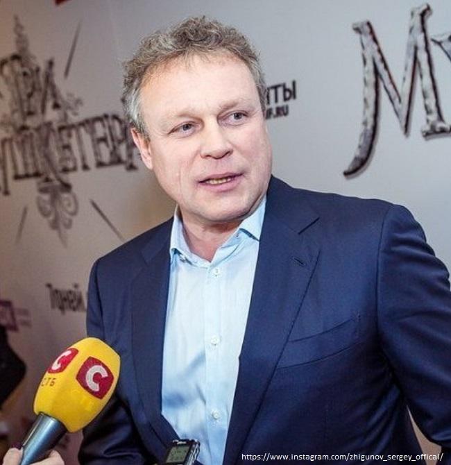 Sergey Zhigunov