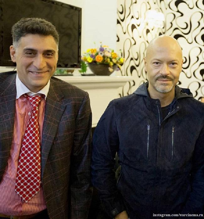 Tigran Keosayan and Fyodor Bondarchuk