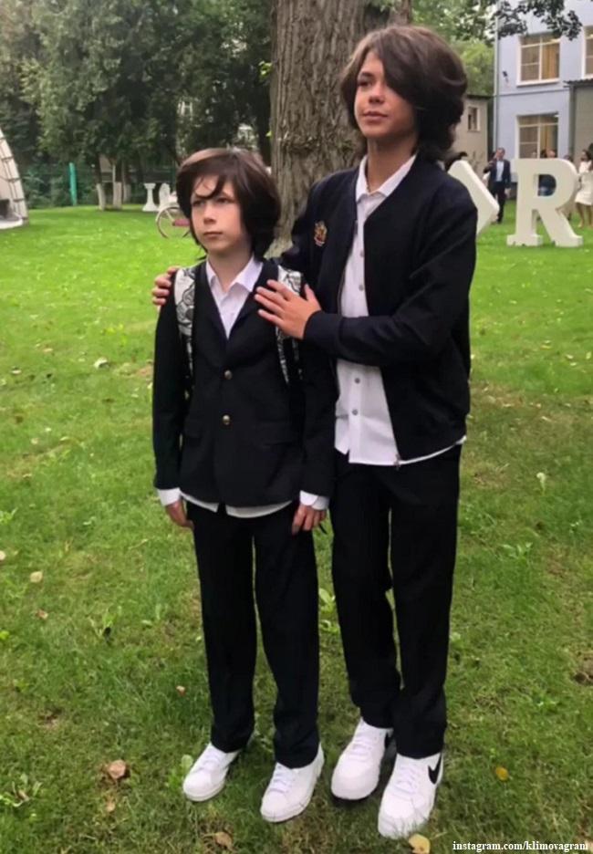 Матвей и Корней Петренко