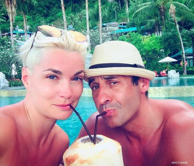 С женой на отдых видео