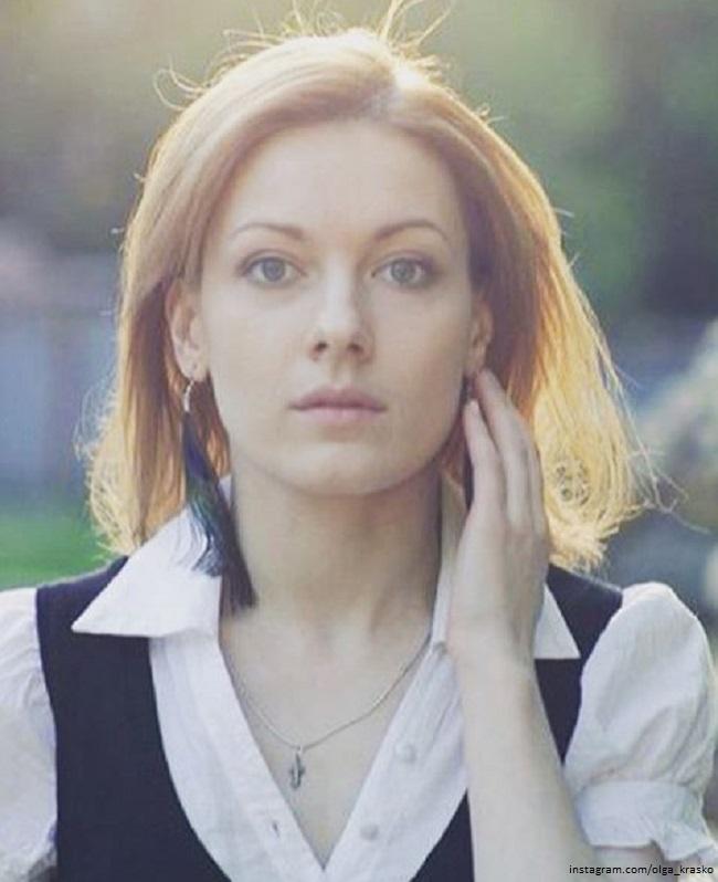 Актриса ольга красько фото