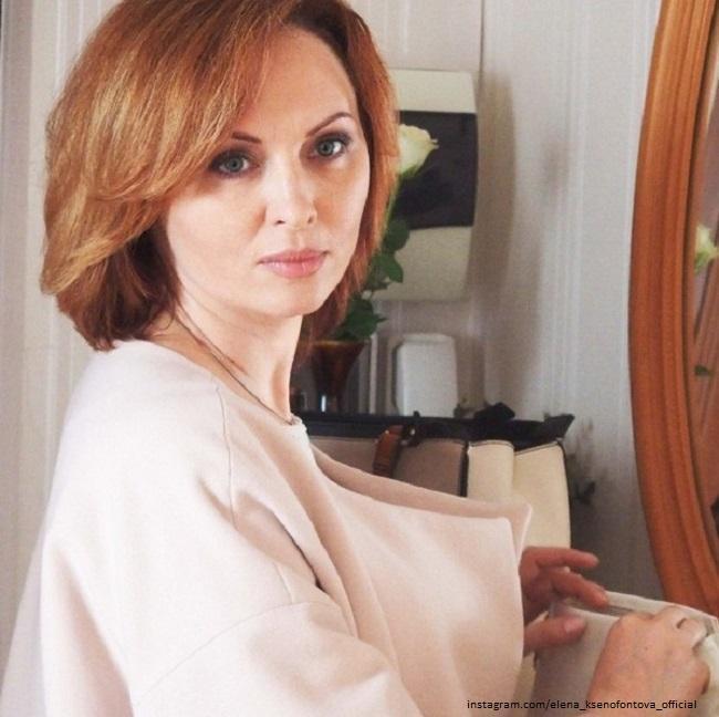 Elena Ksenofontova lost four children