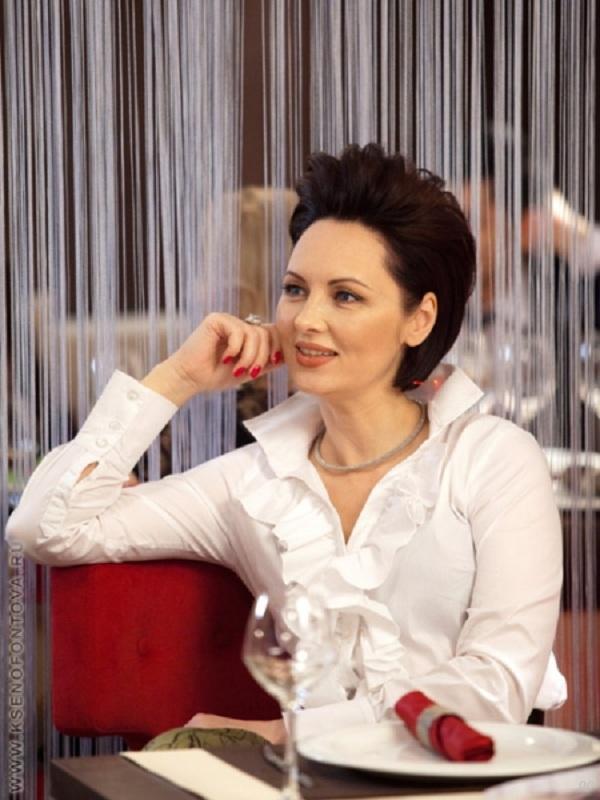 Елена Ксенофонтова – биография, фото, личная жизнь, муж ...