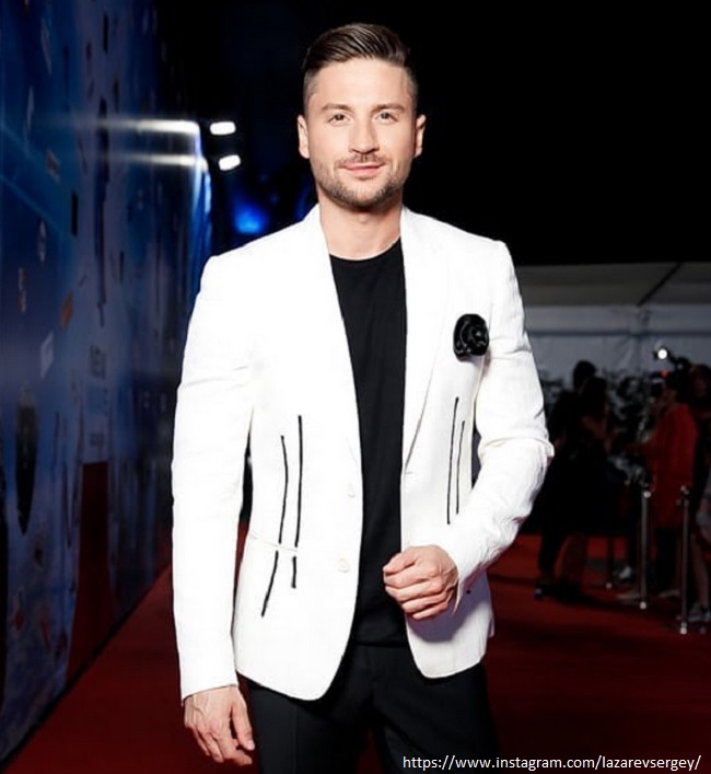 Sergey Lazarev postponed his new show for a year due to large Finisov losses