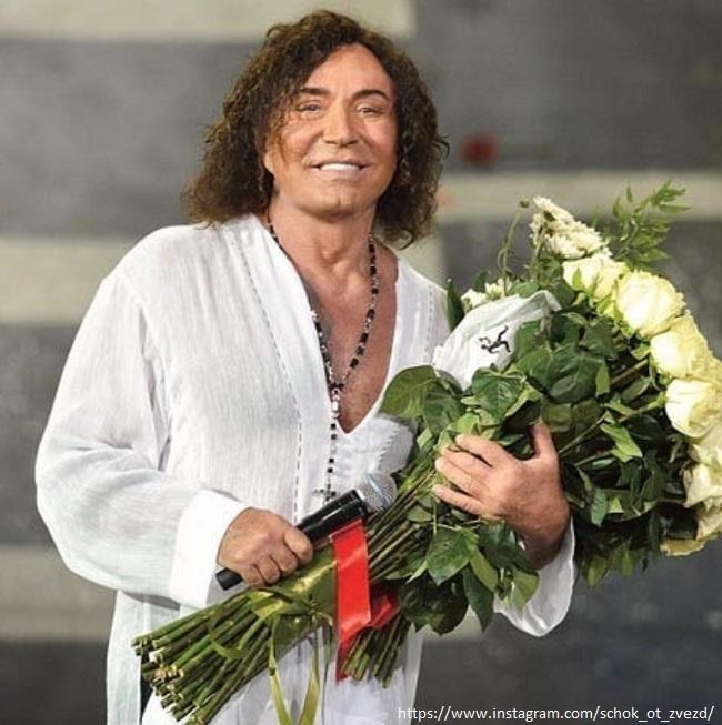 Валерий Леонтьев отыграл свой последний концерт