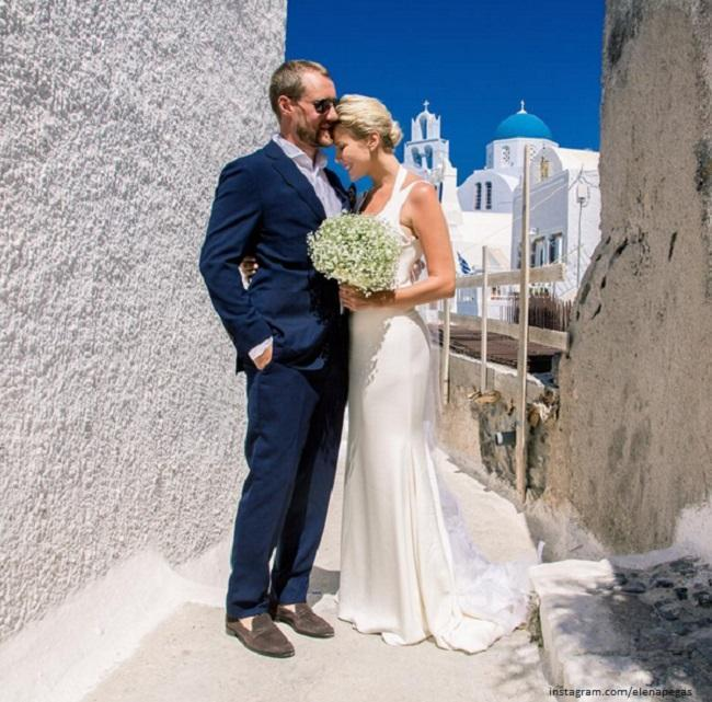 елена летучая фото свадьбы