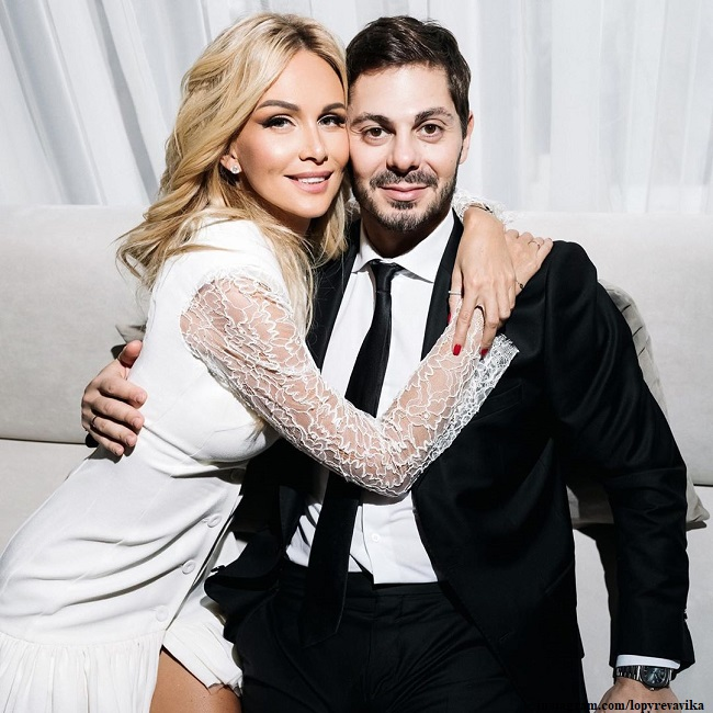 Victoria Lopyreva's marriage collapsed because of money