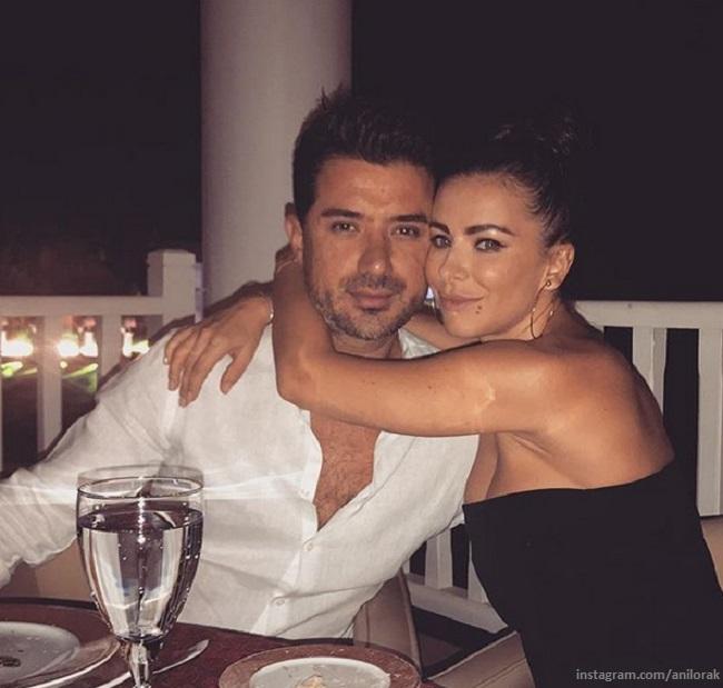 Ани Лорак с бывшим мужем
