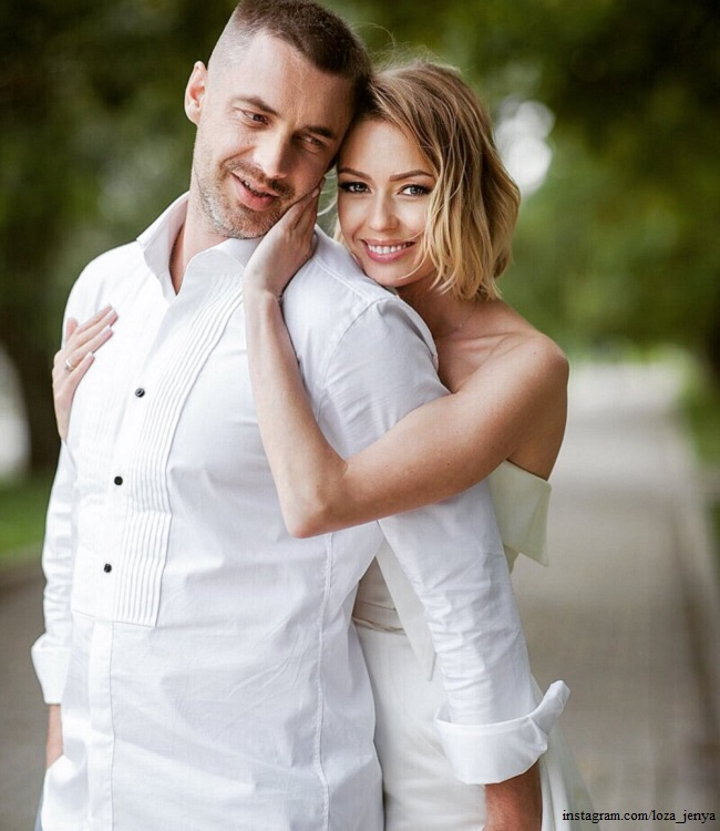 Антон Батырев и Евгения Лоза