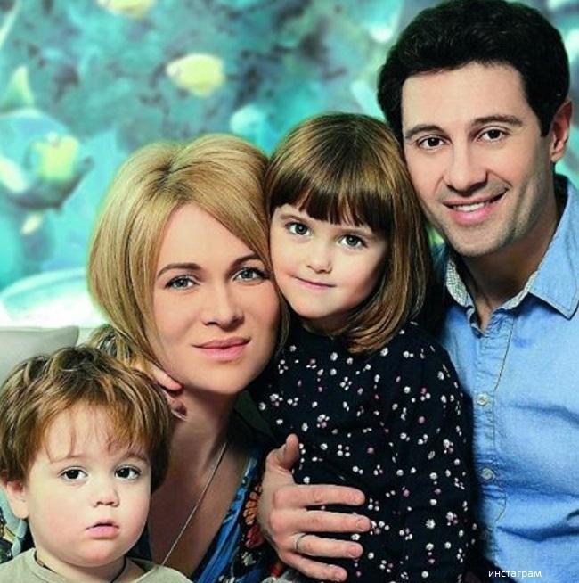 украшения семья макарских фото с детьми эта актриса имеет
