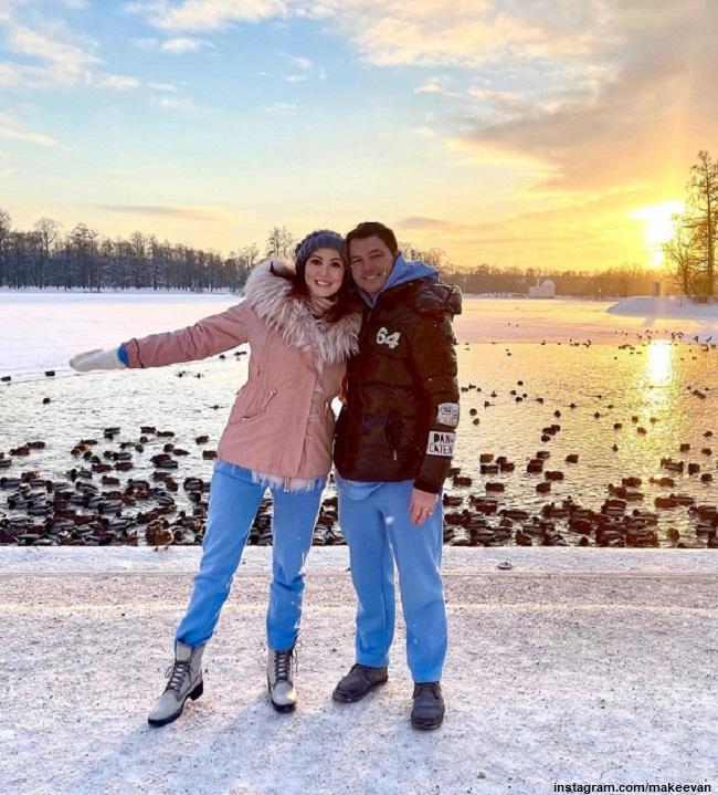 Anastasia Makeeva and Roman Malkov