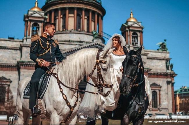 Анастасия Макеева и Роман Мальков