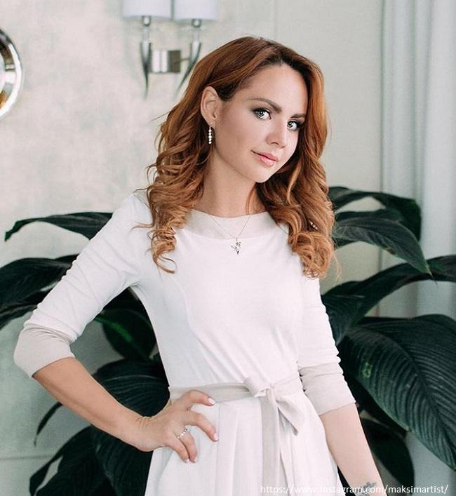 Певица Максим
