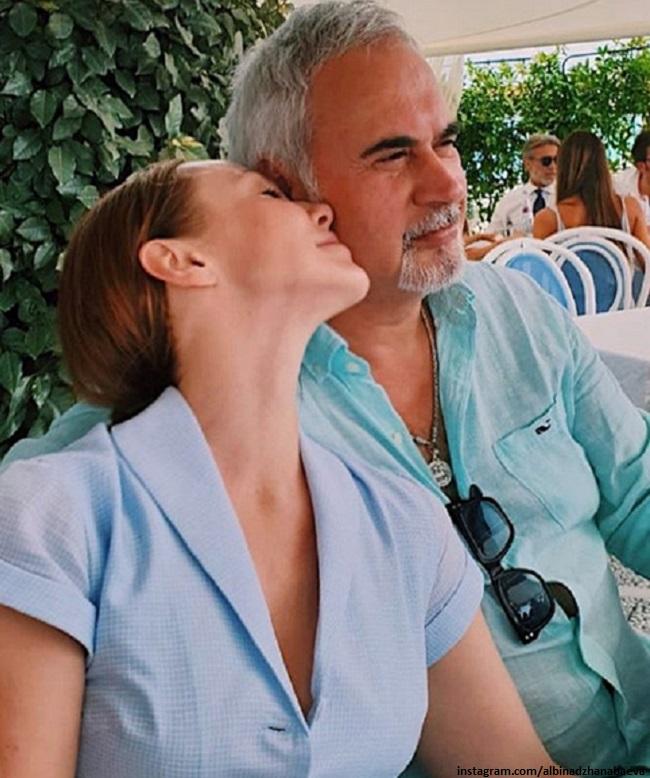 Валерия Меладзе с женой