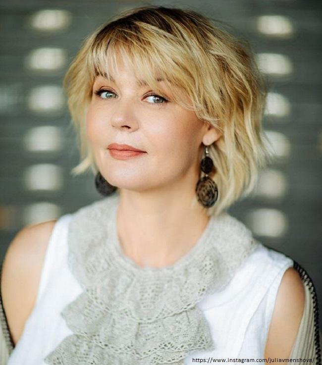 Yulia Menshova spoke about her most scandalous interview