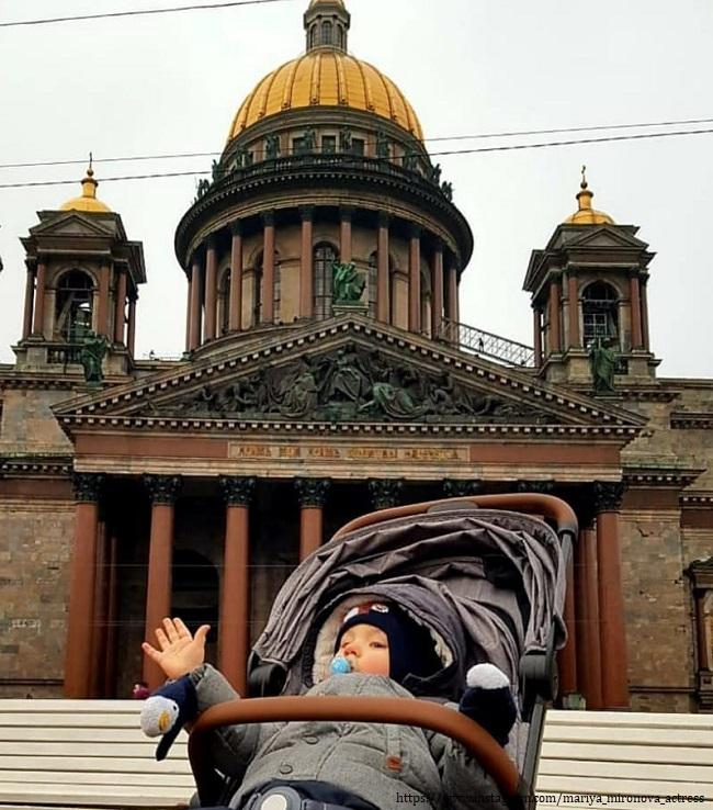 Сын Марии Мироновой - https://z-aya.ru
