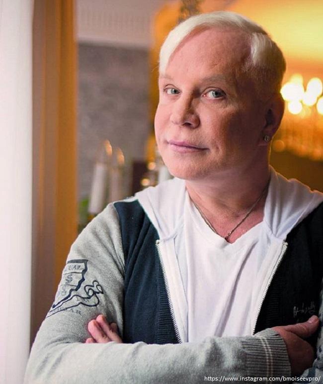 Борис Моисеев рассказал о своей жизни на пенсии